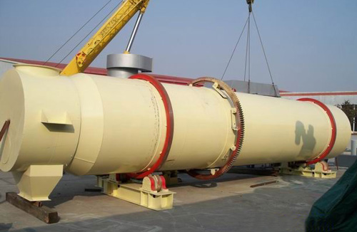 Fly Ash Rotary Dryer