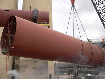 Wet Type Rotary Kiln
