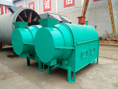 Batch Gypsum Kiln