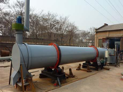 <b>Slag Rotary Dryer</b>