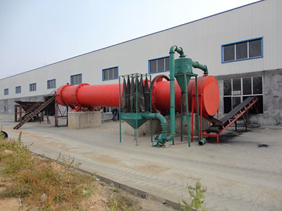 <b>Bentonite rotary Dryer</b>