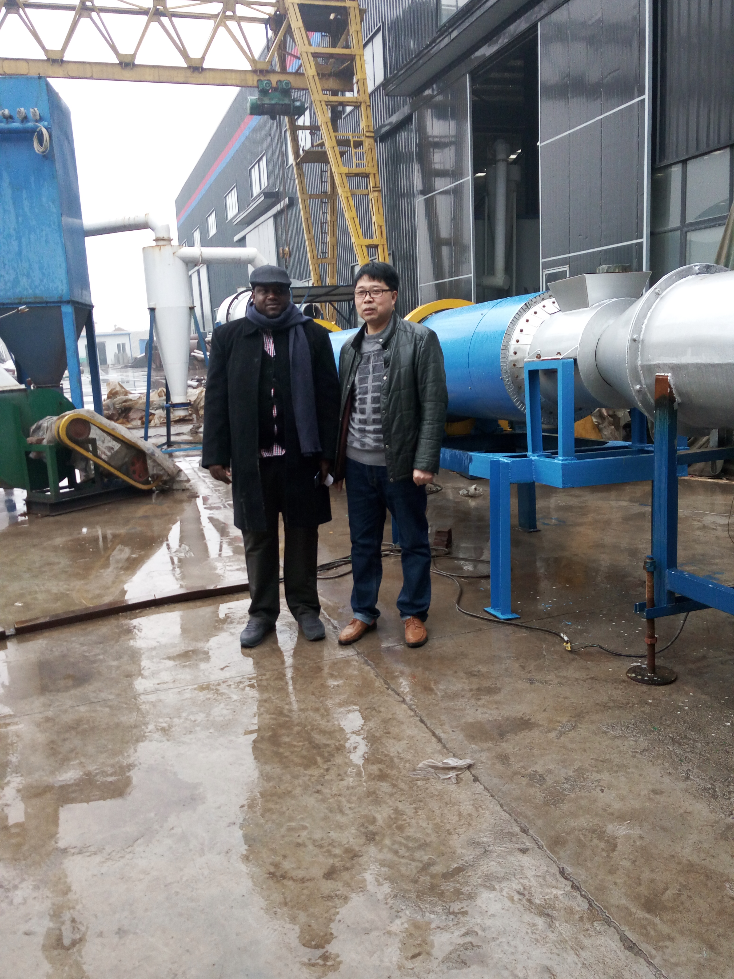 gypsum rotary kiln maufacturer in China