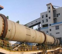 Rare Earth Rotary Kiln