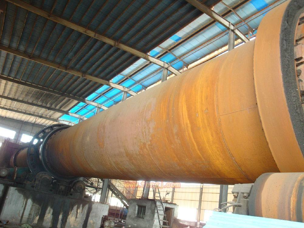 hazardous wastes rotary kiln