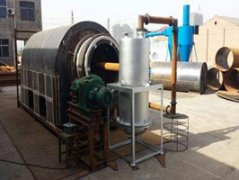 Biomass Carbonizer