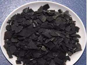coconut shell carbonization