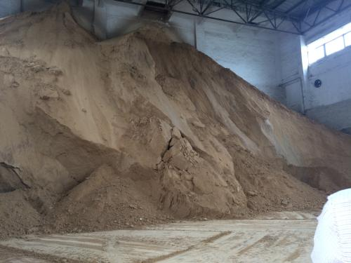 triple pass dryer raw material