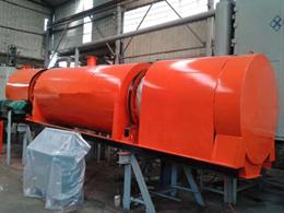 indirect carbonization furnace